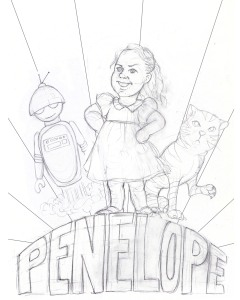 Penelope Rough Draft