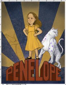 Penelope in Progress 2